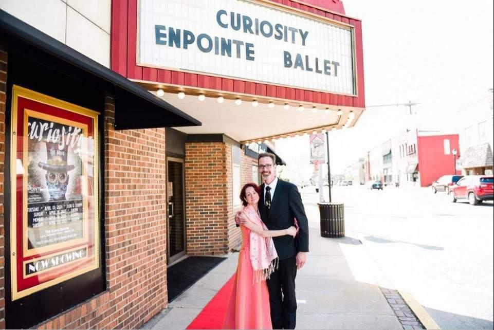The Diana Theatre Tipton Curiosity The Movie